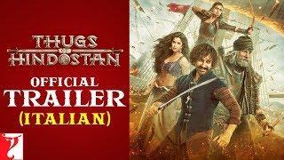 Italian: Thugs Of Hindostan Trailer   Amitabh Bachchan   Aamir Khan   Katrina Kaif   Fatima