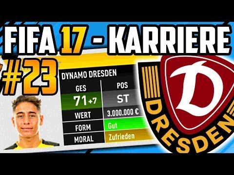Saison Abschluss + 1. Liga planen - FIFA 17  Dresden Karriere: Lets Play #23