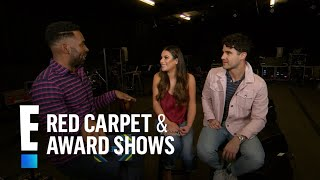 Lea Michele & Darren Criss Play Hilarious Game With E! | E! Red Carpet & Live Events