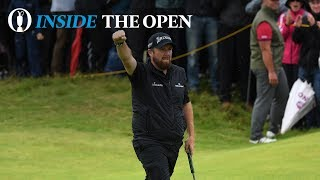 Inside The Open - Lowry lights up Portrush as McIlroy falls just short