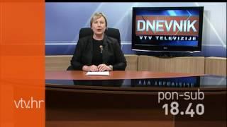 VTV Dnevnik najava 29. ožujka 2017.