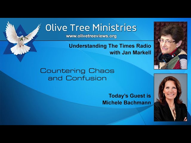 Countering Chaos and Confusion – Michele Bachmann