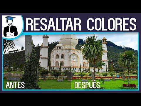 Resaltar Colores En Photoshop - Dostin Hurtado