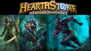 Hearthstone Sprinting for Legend/Even Shaman