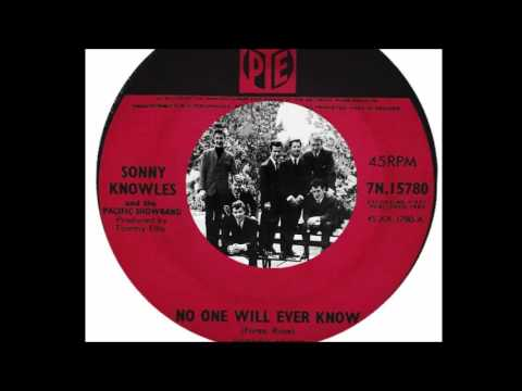 Sonny Knowles & Pacific Showband - No One Will Ever Know (1965)