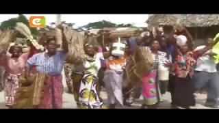 Wakazi wa Nyali, Mombasa waandamana