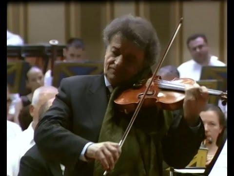 EUGENE SARBU, the virtuoso violinist, plays Paganini Cantabile