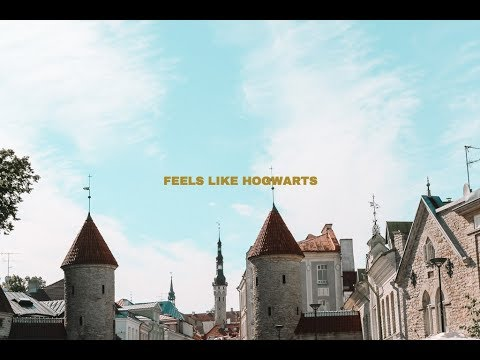 TRAVELING TO ESTONIA (Europe Vlog)
