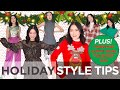 8 Holiday Party Outfit Ideas (And Tips) | Camille Co