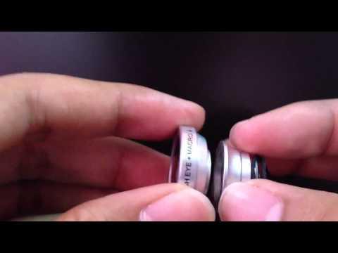 2 In 1 Fisheye And Macro Lens