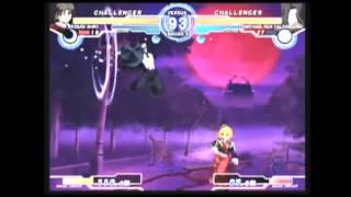 2012/1/28 MBAACC 1.07 Kanto Saikyou Ketteisen SP at Game Fuji Ichikawa Part 3