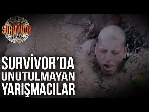 Survivor'ın En Unutulmaz Yarışmacıları