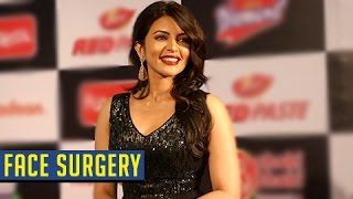 Shama Sikander Opens Up About Her Face Surgery
