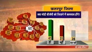 MP Opinion Poll 2018 Chhatarpur    जानिए क्या कहता है Chhatarpur जिले का जनादेश