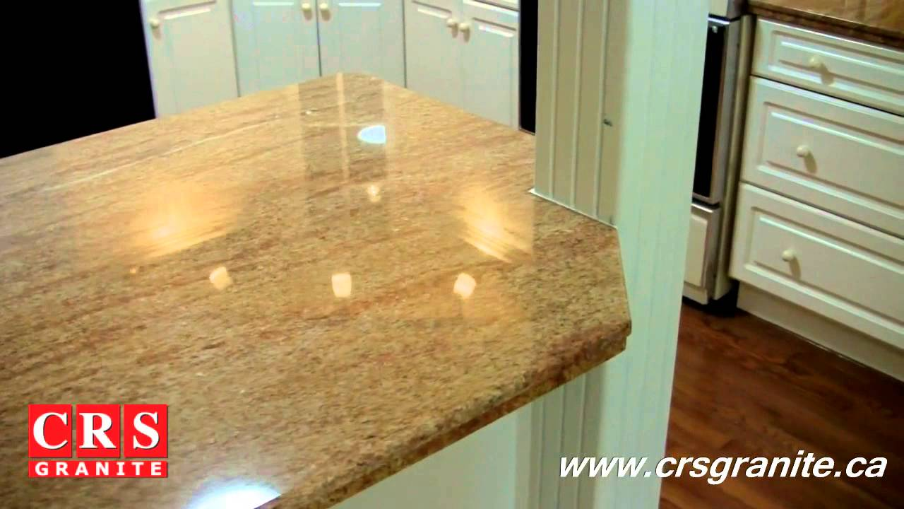 Granite Countertops By Crs Granite Ghibli Gold Granite