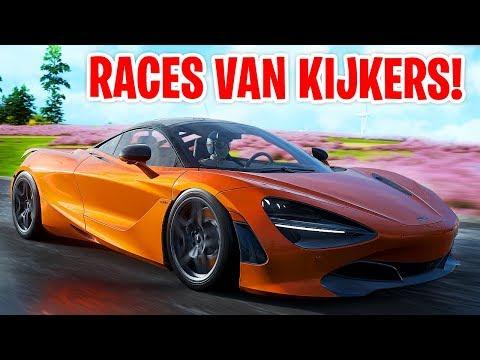RACE VAN EEN KIJKER! - Forza Horizon 4 thumbnail