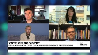 Vote or no vote? Escalating row over Catalan independence thumbnail