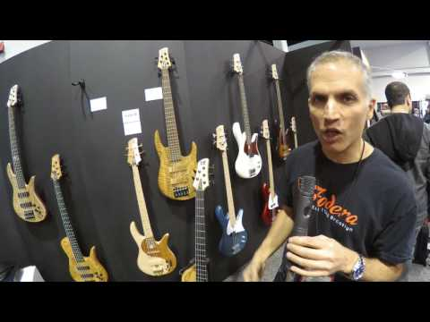 Download Youtube: Fodera Guitars at the 2017 NAMM Show