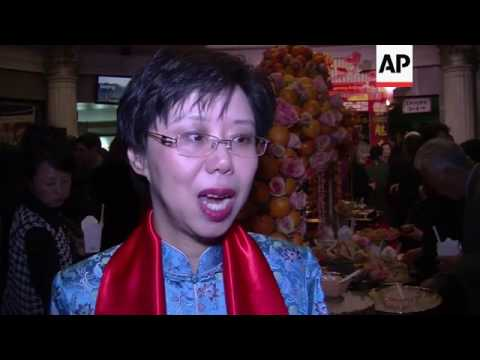 Beijing meets Beverly Hills at New Year gala