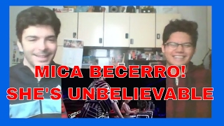 The Voice Teens Philippines Blind Audition: Mica Becerro - Queen Of The Night Magic Flute REACTION