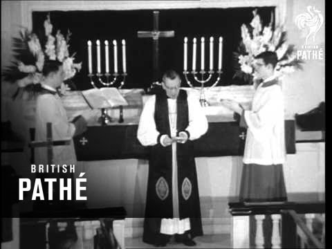 General Macarthur's Funeral (1964)