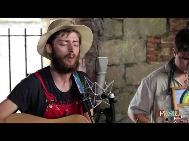 Sennheiser & PASTE Present: Jonah Tolchin at Newport Folk Festival