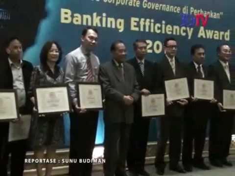 Bisnis Indonesia Gelar Bank Efficiency Award 2011