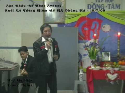 Phan 6 - Buoi Le Tuong Niem Co NS Phung Ha Tai Sydney