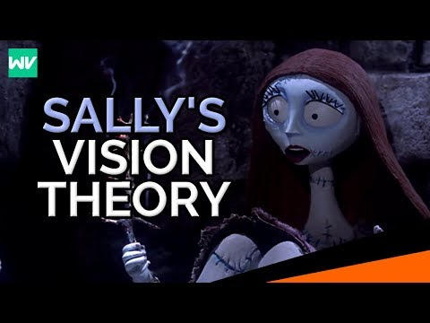 Sally's Vision Explained: Disney's The Nightmare Before Christmas Theory
