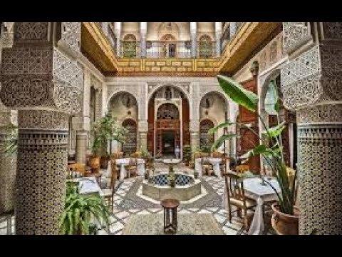Morocco Marrakech city tourism guide videos for travel