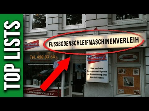 10 Things You Didn't Know About The German Language