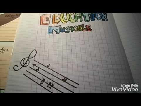 page de garde de musique partie 3 - youtube