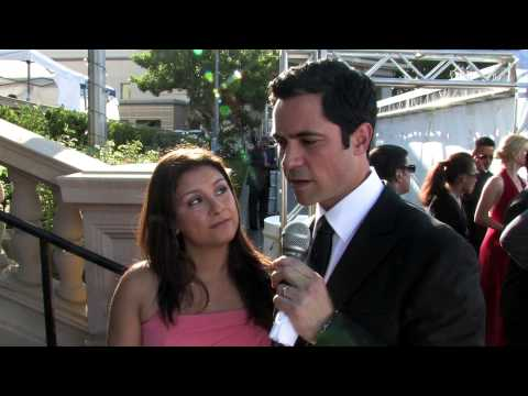 Red Carpet Interview with actor Danny Pino