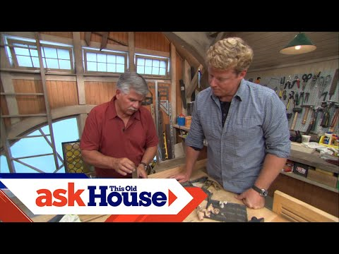 How to Use a Hand Plane | Ask This Old House - YouTube