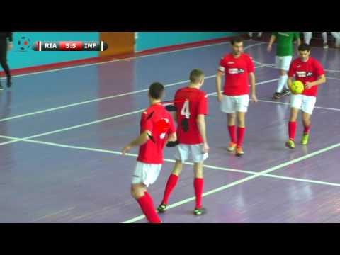 Обзор матча Infopulse United - RIA.com #itliga14