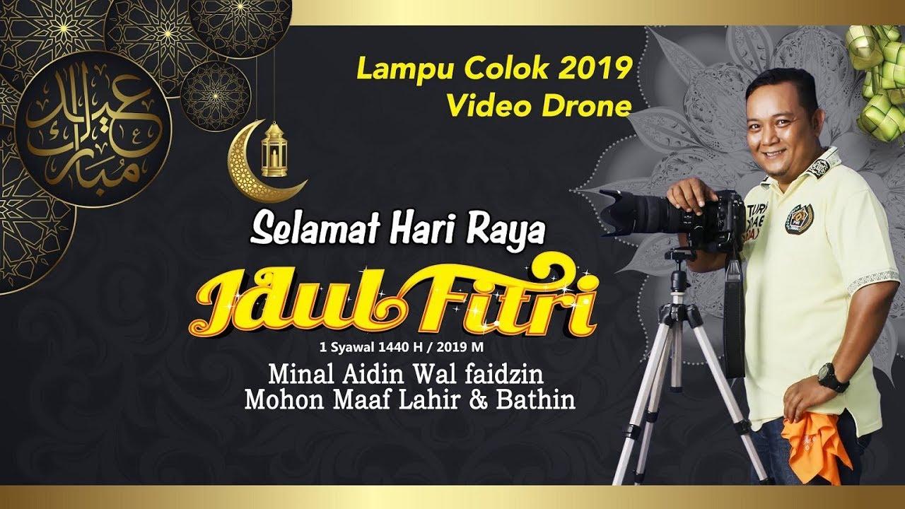 Hari Raya IDUL FITRI 2019 ~ Minal Aidin Wal Faidzin - YouTube