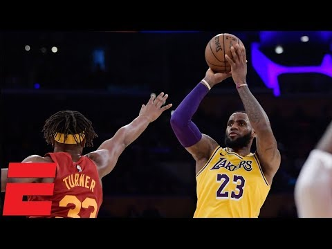 LeBron drops 38 to carry Lakers over Pacers | NBA Highlights