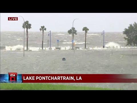 Southern Louisiana braces for impact from Hurricane Ida