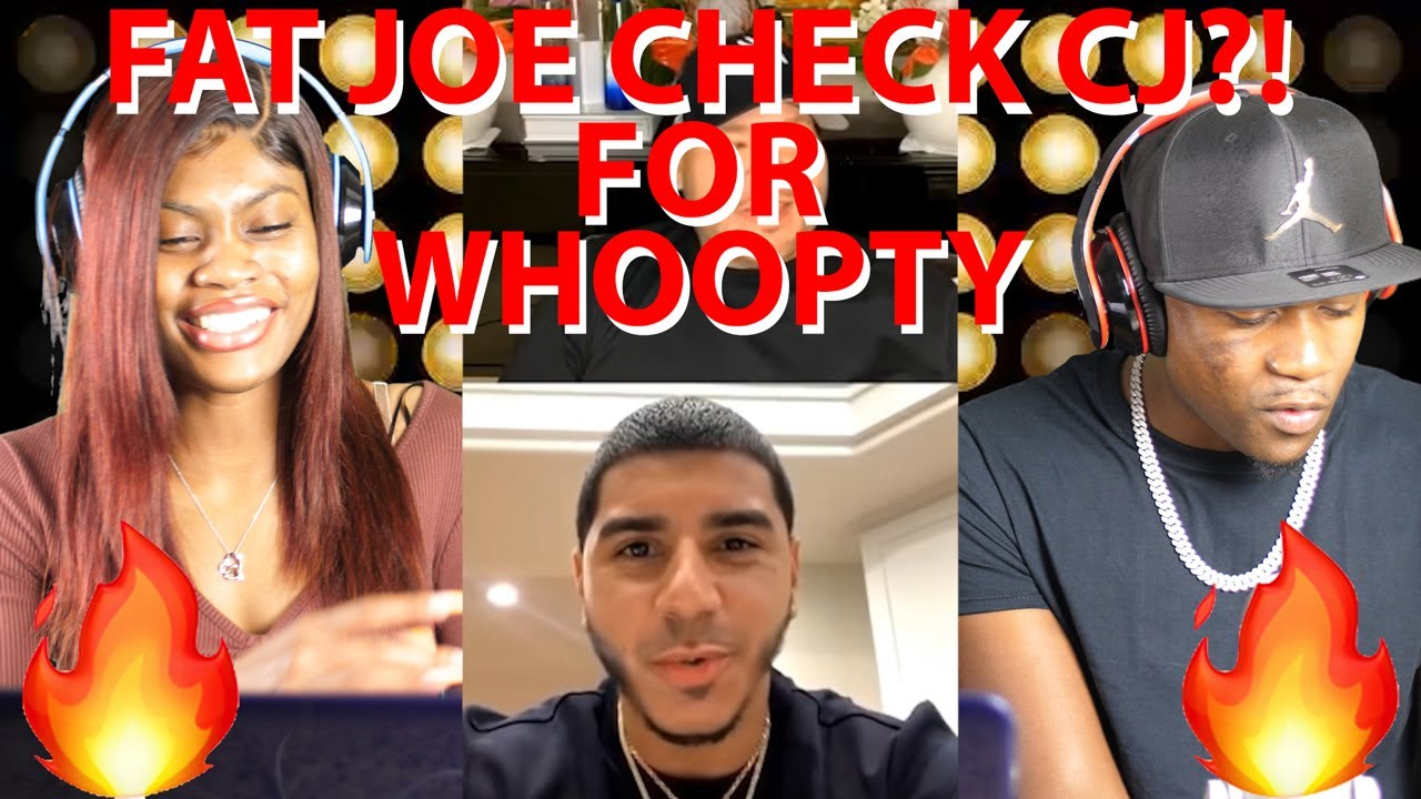 Download Fat Joe Checks CJ for being a Fake Blood Gang Member with Whoopty REACTION