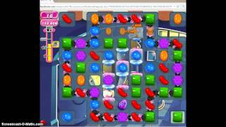 Candy Crush Saga Level 843 3 star no booster