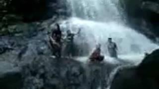 Air Terjun Gunung Rian Yang Eksotis Di Kalimantan Utara Kalimantan Utara