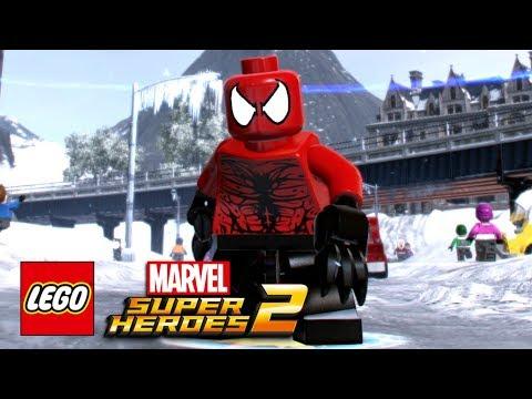 LEGO Marvel Super Heroes 2 - How To Make Toxin (Patrick Mulligan)