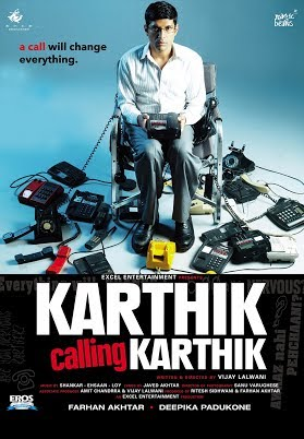 Karthik Calling Karthik (2010) Hindi BluRay 480P 720P x264