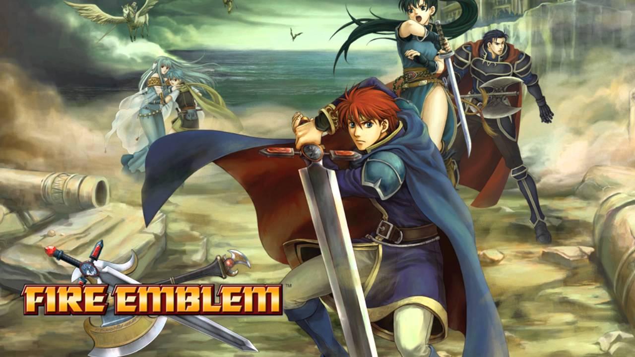 Image result for fire emblem blazing sword