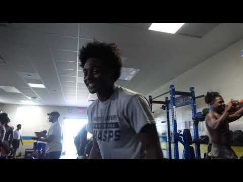 """""""The Cliff"""" William Fleming High School Summer Workouts"""