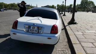 Paris Dream limousines location de limousine