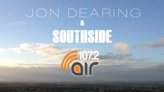 Jon Dearing & Southside - Get Along (Kenny Chesney Cover) - Live On Air 107.2