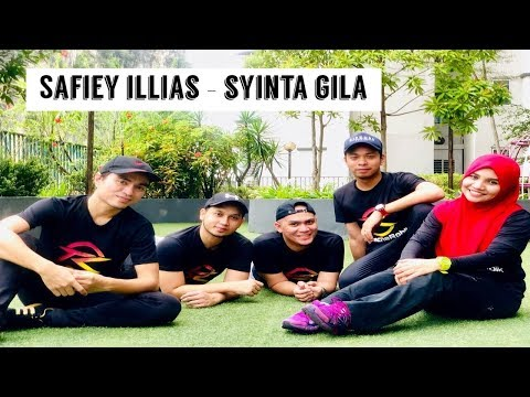 TeacheRobik - Syinta Gila by Safiey Ilias