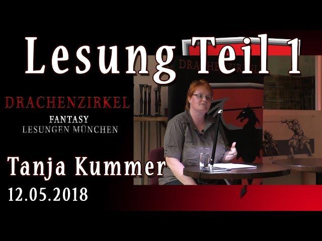 Lesung Teil 1 - Die TYBAY SAGA - Tanja Kummer - 12. Mai 2018