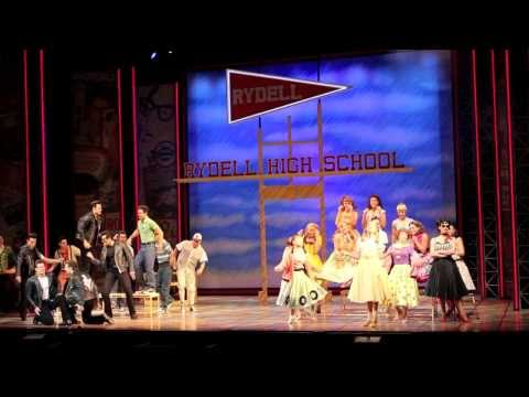 Grease The Musical - Brisbane - Australia - Preview, Interviews